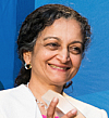 Joan Bavaria Award to Geeta Aiyer