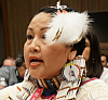 Descendant of Sitting Bull speaks at UN about fight against Dakota Access and State Violence